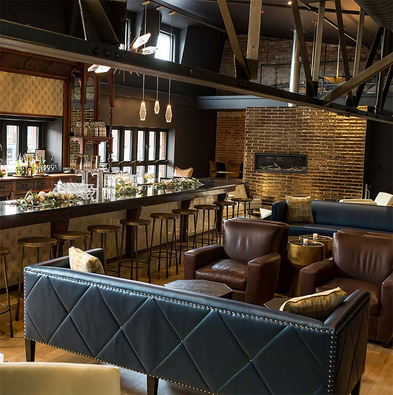 50 Bold And Inventive Dining Rooms With Brick Walls: Social And Corporate Events